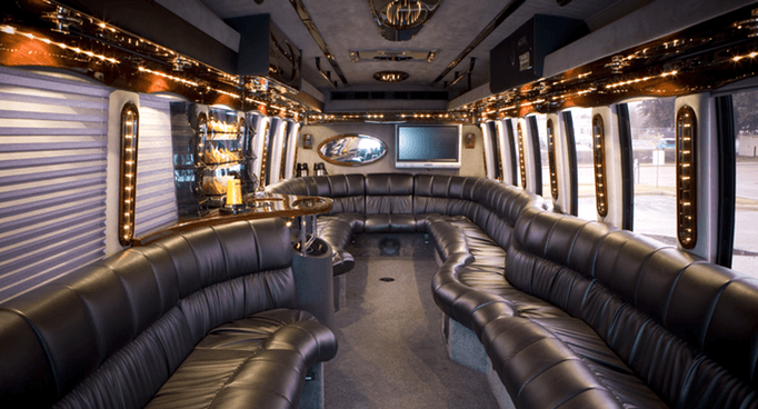 Party Bus Rental - Premier Transportation of Dallas