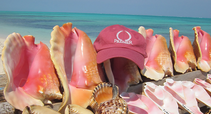 Premier Hat at Turks and Caicos
