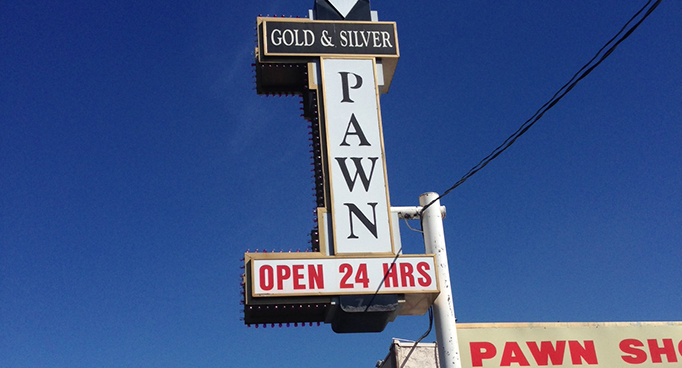 Pawn Stars Site in Las Vegas