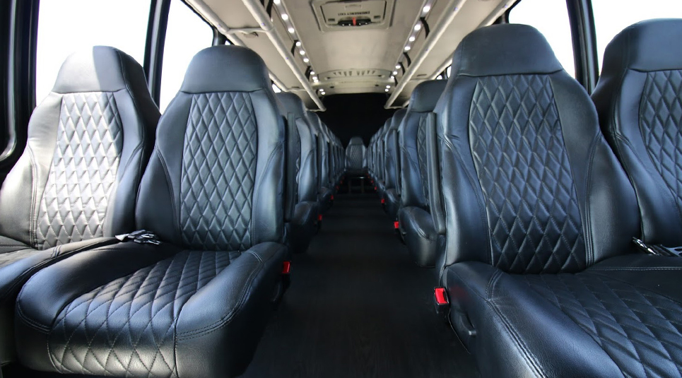 Mini Coach Bus DFW